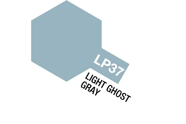 VESTERGAARD A/S - Tamiya Lacquer Paint LP-37 Light Ghost Gray